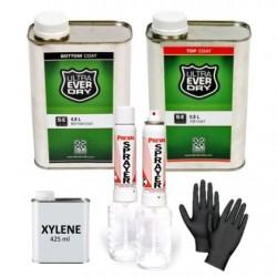 ultra ever dry con kit de aplicación por spray