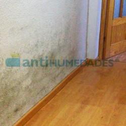 La pintura térmica de Sopgal evita las humedades por condensación en el interior de las viviendas