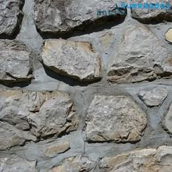 Aplicación de mortero con hidrofugo Sopgal en encintado de muro