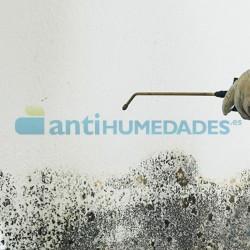 Pack detergente limpiador y pintura térmica Eco Antihumedades para limpiar y aislar techos y paredes