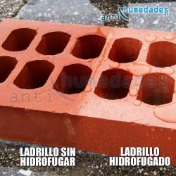 Repelente de agua incoloro Nanohidrof 9S de Idroless