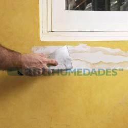 Masilla Elástica con fibra de Sopgal para interiores o exteriores
