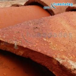Repelente de agua incoloro para tejados Nanohidrof 9S de Idroless