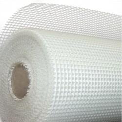 Malla de Fibra de Vidrio para Impermeabilización y Rehabilitación con pintura o morteros