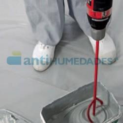 Disolvente de Secado Rápido universal AntiHumedades para mezclar con pintura y mejorar su agarre a las superficies