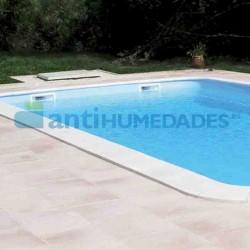Pintura Piscinas Poliuretano Impermeabilizante Idroless para piscinas y zonas con estancamiento de agua