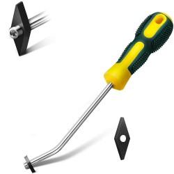 herramienta para eliminación de lechada