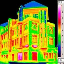 Pintura Térmica exteriores: Evita que el sol caliente la casa.