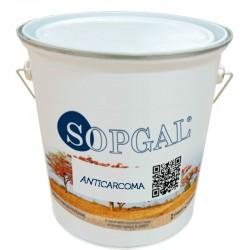 Anticarcoma Sopgal: tratamiento preventivo para madera maciza, aglomerados y contrachapados