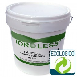 Pintura ecológica Paintcal de Idroless Antimoho