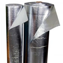 Aislante Térmico Reflexivo de Sopgal 100% aluminio con doble capa de aluminio