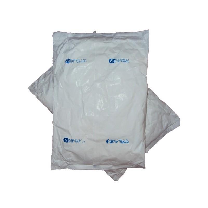 Fibras de polipropileno de Sopgal para el refuerzo de morteros y hormigones
