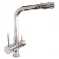 Grifo de 3 vías para purificador de agua por Osmosis Inversa de SINCO