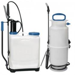 Máquina pulverizadora - sulfatadora resistente para todo tipo de productos incluso químicos