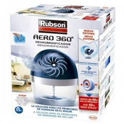 Deshumidificador Rubson Aero 360º + 1 tableta GRATIS