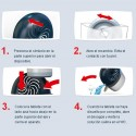 Mortero Pantalla Impermeable de Sopgal elimina las filtraciones de agua
