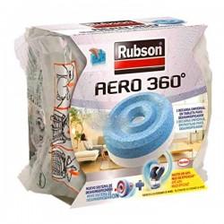 12 Recambios Deshumidificador Rubson Aero 360º sin electricidad