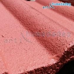 Pintura impermeabilizante de Caucho Suprem para terrazas Sopgal