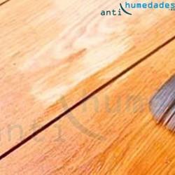 Aplicación Aceite de Linaza con Secantes de Sopgal para tratamientos de madera