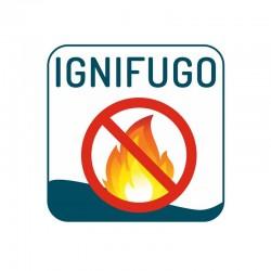 Láminas reflectantes para radiadores que no se queman: ignífugas