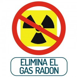 Filtro Sistema de Ventilación Forzada Sinco elimina el gas radón