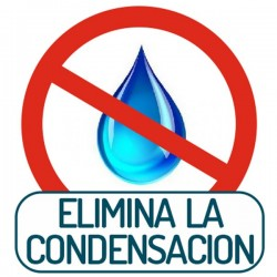 Filtro Anti Condensación Sistema de Ventilación Forzada Sinco