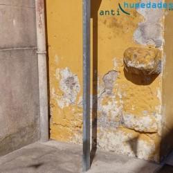 Inyección de barrera Líquida para Humedades por Capilaridad en muros antiguos Sopgal