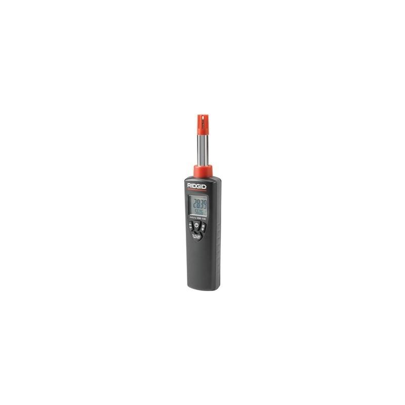 Termohigrómetro Ridgid micro HM-100