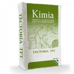 Mortero Kimia Tectoria TFT mortero para revoques interiores y exteriores