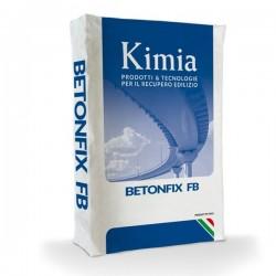 Betonfix FB. mortero de Kimia para refuerzo estructural y rehabilitación de estructuras