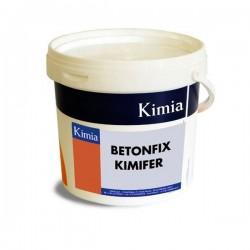 Betonfix Kimifer mortero anticorrosión de Kimia para protección de estructuras metálicas