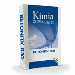 Betonfix R30 mortero para alisado de Kimia