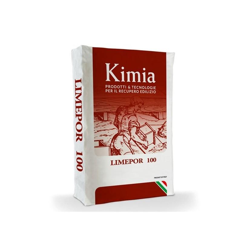 Limepor 100 de Kimia mezcla de inyección con cal hidráulica
