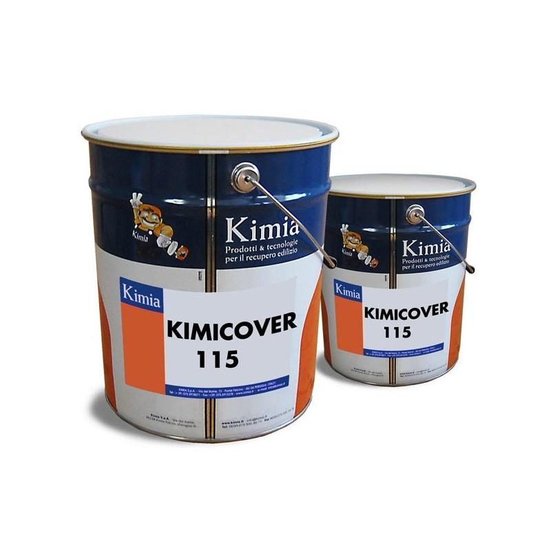 Kimicover 115 resina impermeabilizante de Kimia