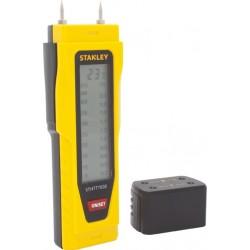Medidor de Humedad Stanley para madera y materiales de obra