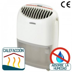 Deshumidificador con sistema de calefacción EDC-20-R Kayami hasta 80 m2