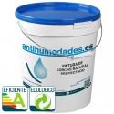 Techo con manchas de moho para aplicacion de Pintura Anticondensación ECO Antimoho antihumedades