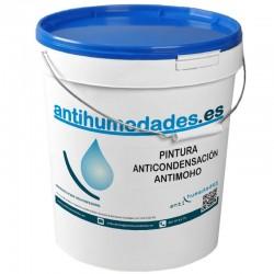 Pintura Anticondensación Antimoho antihumedades para interiores