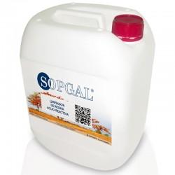 Limpiador de Resina Acua Reactiva Sopgal