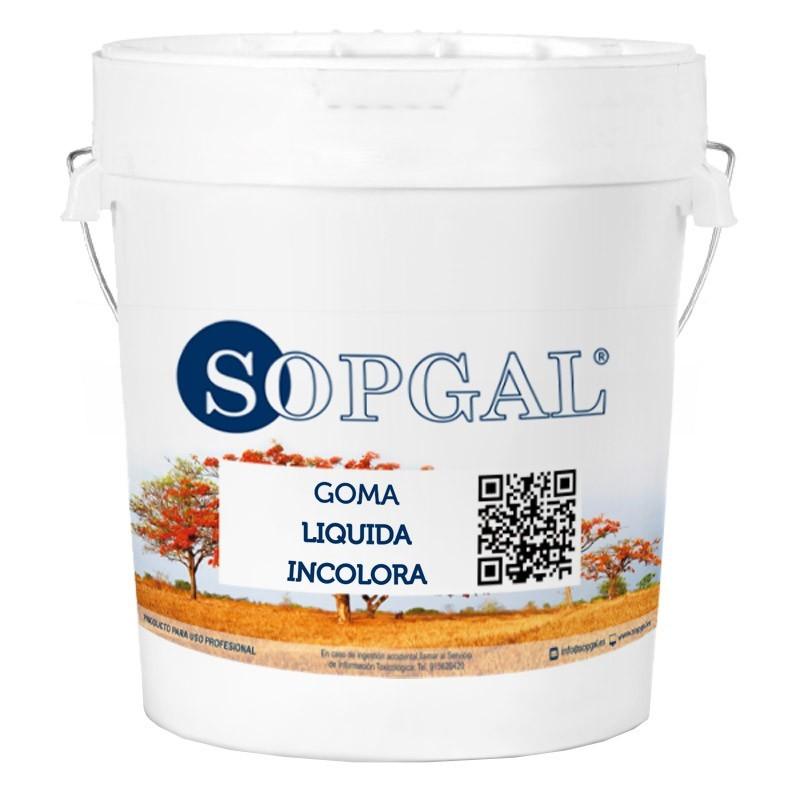 Goma líquida incolora elástica para suelos con plaquetas y baldosas
