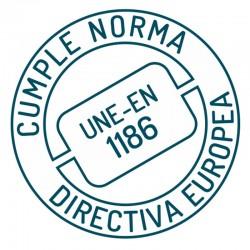 Resina Epoxi para Uso Alimentario certificado directiva 1186