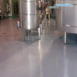 Epoxi W Base Agua sin disolventes para uso alimentario