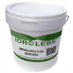 Mortero Imperjunta Flex de Idroless