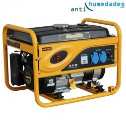 Generador PB-2500 W de Ayerbe con depósito de 18 litros