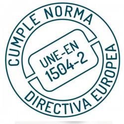 Nanohidrof 9 W Oleorepelente y Antimanchas apto para madera, Hidrófugo cumple norma 1504-2 directiva europea