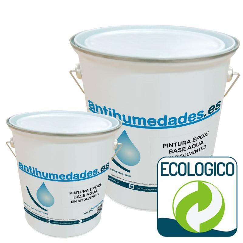 Epoxi Base Agua AntiHumedades ecológico