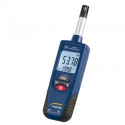 Termohigrómetro medidor de humedad y temperatura