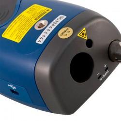 Medidor de infrarrojos apto para controlar temperatura y humedad ambiental