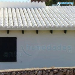 Pintura t rmica especial para tejados y cubiertas en teja - Material para tejados ...