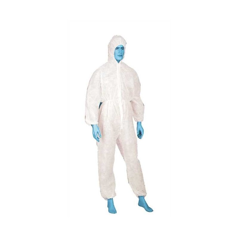 Traje protector desechable 65g/m2